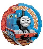 "18"" Thomas the Tanks Engine Happy Birthday"