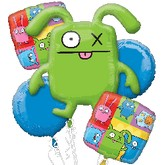 Ugly Dolls Ox Jumbo Balloon Bouquet