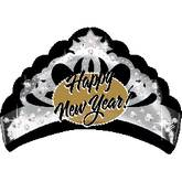 Jumbo Happy New Years Tiara