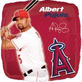"18"" MLB L.A. Angels of Anaheim Albert Pujols"