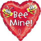 "18"" Buzz&#39N Bee Mine Mylar Balloon"