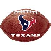 Junior Shape Houston Texans Football