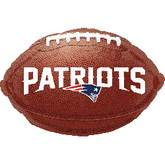 Junior Shape New England Patriots Football