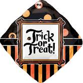 "18"" Trick or Treat Diamond"