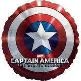 Jumbo Captain America Shield Balloon