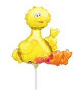 (Airfill Only) Sesame Street Big Bird
