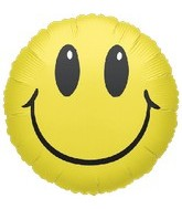 "30"" Jumbo Smiley Face Balloon"