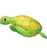 "30"" Jumbo Sea Turtle Balloon"