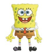 "28"" SpongeBob Balloon Square Pants"