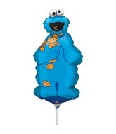 (Airfill Only) Sesame Street Cookie Monster