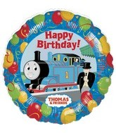 "18"" Thomas & Friends Birthday Balloon"