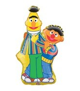 "37"" Bert and Earnie"