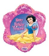 "18"" Disney Snow White HBD Princess!"