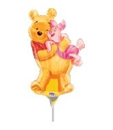 (Airfill Only) Big Winnie the Pooh Balloon Hug