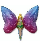 "14"" Lady Butterfly Princess"