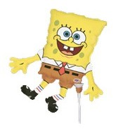 (Airfill Only) SpongeBob SquarePants Balloon