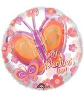 30'' Happy Valentine's Day Insider Balloon