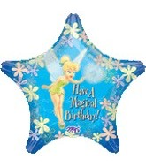 "18"" Tinker Bell Magical Birthday Balloon"
