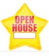 "20"" Open House Star"