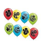"12"" 6 Count Special Star Wars Assorted"