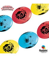 "12"" Quicklink Special Assorted 50 Count Spider-Man"