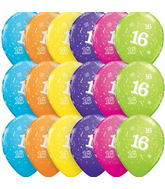 "11"" 6 Count Print Retail Pack Age 16"