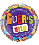 "18"" Gueris Vite-Pois (French)"