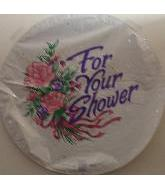 "18"" For Your Shower"
