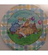 "18"" Birthdays Friendliest Days Winnie the Pooh"