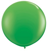 3 Foot Spring Green 02Ct Qualatex Plain Latex
