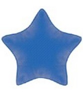 "18"" Royal Blue Star"