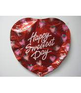"18"" Happy Sweetest Day Balloon"